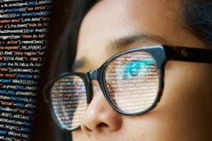 kobieta i programowanie