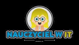 Logo nauczyciel w IT