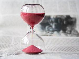 Potrzeba czasu na znalezienie pracy